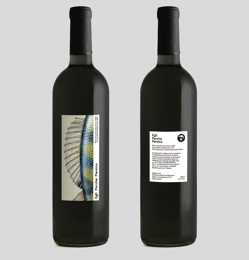 Ein Wein zum Fisch des Jahres