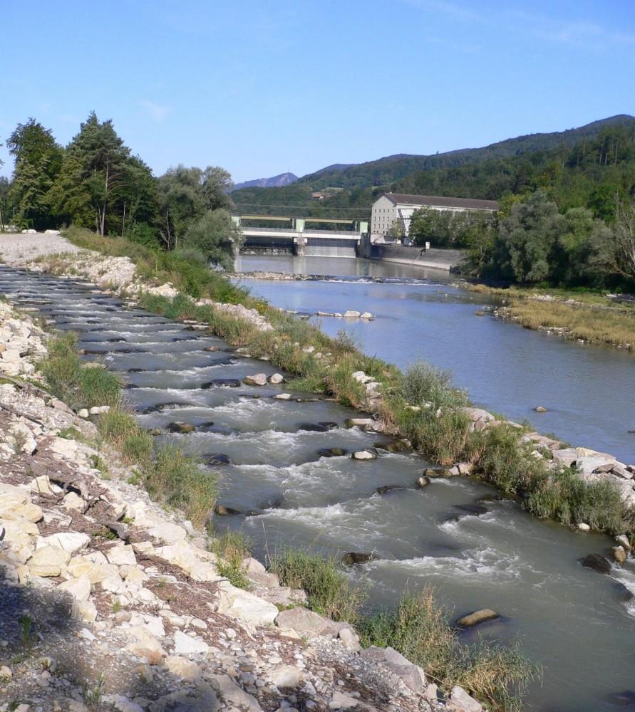 État de l'assainissement écologique de la force hydraulique 2018